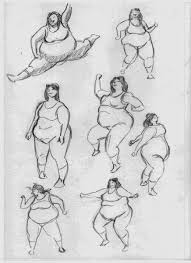 the art of christian bocquée gesture drawing practice