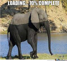 Elephant Meme - loading an elephant by greentree meme center