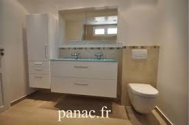 meuble de cuisine dans salle de bain meubles sur mesure cuisine et salle de bain le vésinet panac