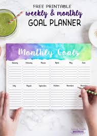 Goal Worksheets For Adults 5 Tips For Staying Motivated To Reach Your Goals Free Weekly