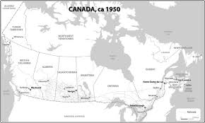 Map Of Canada And Usa by Civilization Ca Before E Commerce For Students