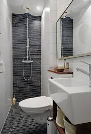 Contemporary Bathroom Design Ideas by Black White Contemporary Bathroom Design Interior Design Ideas