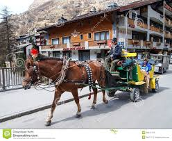 Visiting Zermatt Switzerland 1 Editorial Image Image 46411770