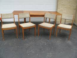Teak Dining Room - Scandinavian teak dining room furniture