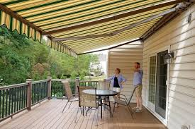 Retractable Awning For Deck Betterliving Retractable Awnings Patio Awnings Fabric Awnings