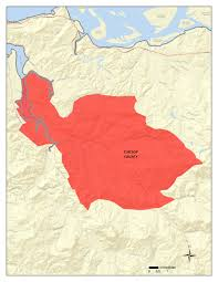 Boring Oregon Map by Fy 2015 Conservation Implementation Strategy Nrcs Oregon