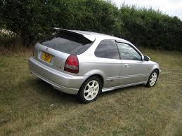honda civic ek9 for sale cars for sale p ek9 honda civic type r silver sold p