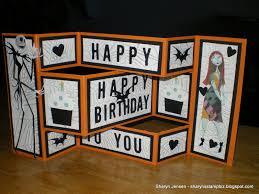 nightmare before birthday card alanarasbach