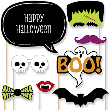 halloween party clipart trick or treat halloween party theme bigdotofhappiness com