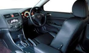 Honda Accord 2003 Interior 2003 Honda Accord Euro Car Reviews Raa