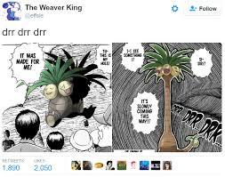 Drr Drr Drr Meme - enigma of alola fault alola exeggutor know your meme