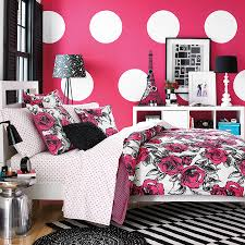White Rose Bedroom Wallpaper Bedroom Girls Bedroom Beautiful Teenage Room With Cozy Rose