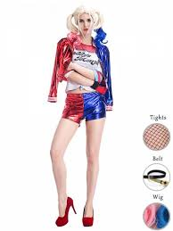 cheap costumes for women 7 pcs cheap harley quinn costume women