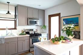 Gray Kitchen Cabinets Benjamin Moore by Gray Kitchen Cabinets Transitional Kitchen Benjamin Moore
