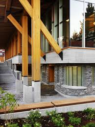 Home Design By Architect Whistler Public Library Design By Hughes Condon Marler Architects