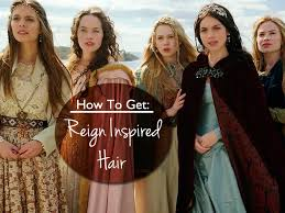 reign tv show hair beads perla sancheza how to get reign inspired hair