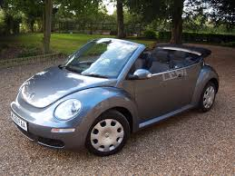 bug volkswagen 2007 used volkswagen beetle cars for sale motors co uk