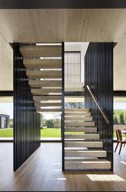 Staircase Design Inside Home by Best 10 Contemporary Stairs Ideas On Pinterest Floating Stairs