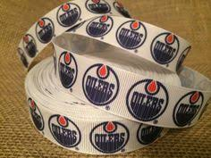grosgrain ribbon by the yard 1 yard 7 8 montreal canadiens grosgrain ribbon nhl ribbon