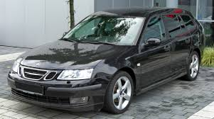 file saab 9 3 sportcombi front jpg wikimedia commons