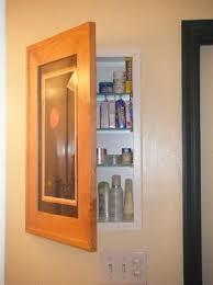 picture frame medicine cabinet concealed bathroom cabinet behind picture frame door stashvault