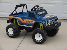 barbie jeep power wheels 90s bigfoot power wheels nostalgia