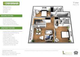 Tenement Floor Plan by Midtown West Apartments The Clinton Available Rentals