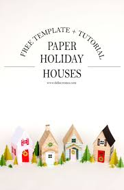 the 25 best paper houses ideas on pinterest house template t