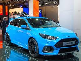 2002 ford focus blue book 2016 ford focus rs bows with 350 horsepower kelley