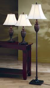collection of floor lamps for an elegant look