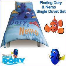 finding nemo bedroom set finding dory nemo disney pixar single duvet cover bed set 50 cotton