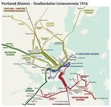 portland light rail map maine voices light rail system would save energy serve as economic