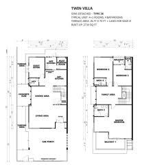 Saujana Residency Floor Plan Review For Tree Residency Sungai Ara Propsocial
