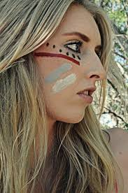 best 25 indian face paints ideas on pinterest red indian