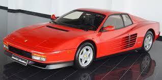 1994 512 tr for sale 33 testarossa for sale dupont registry