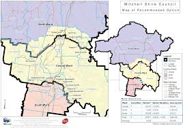 The Shire Map Vec Recommends Ward Boundary Changes For Mitchell Shire Council