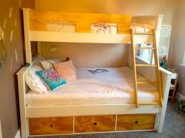 bunk beds loft bed with futon storage bed children u0027s bed