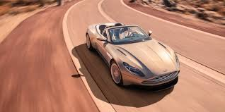 2018 aston martin db11 v 2018 aston martin db11 volante unveiled photos 1 of 26