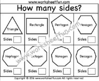 shapes free printable worksheets u2013 worksheetfun
