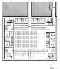 Cape Town Stadium Floor Plan by Cultural Centre Of Viana Do Castelo By Eduardo Souto De Moura