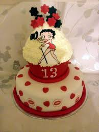 betty boop cake topper betty boop cake ideas topper figurines cakes decoration