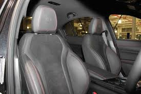 maserati levante interior back seat seat spider cars