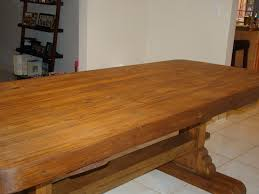 Slab Dining Room Table Rustic Dining Room Table Susy Home Maker