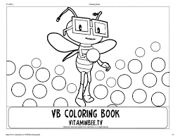 coloring book for your website 13 best freebie free bee worksheets images on