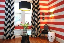 Black And White Striped Curtains Ikea Black White Curtains U2013 Teawing Co