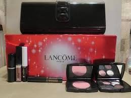 new lancome party perfect beauty gift set eye lip face ebay