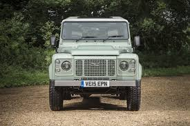 range rover defender 2015 2016 land rover defender 90 heritage review