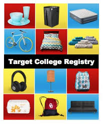 college registries target wedding registry