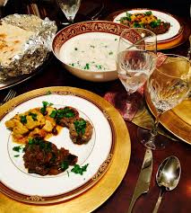 Indian Decorations For Home Hosting An Elegant Indian Dinner Party Big Apple Curry