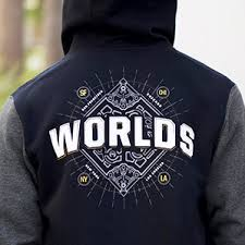 riot games merch 2016 worlds hoodie unisex hoodies u0026 jackets